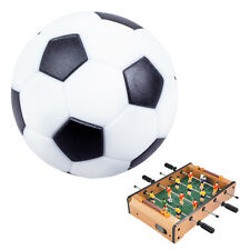 4pcs 36mm ABS Plastic Soccer Table Foosball Ball Football Fussball Black&White
