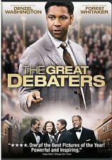 The Great Debaters (DVD, 2008) NEW & FACTORY SEALED  Denzel Washington
