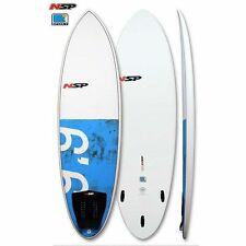 NSP Hybrid Short Surf EF Surfboard versatile epoxy durable wide ranging waves