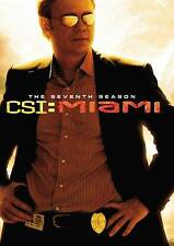 CSI: Miami - The Seventh Season [7 Discs] DVD Region 1