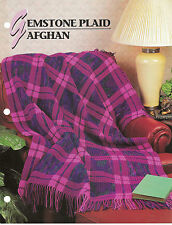 Annie's Attic Crochet Quilt & Afghan Club Afghan Patterns 12 To Choose From