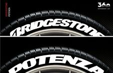 tires rubber decals / Continental / rubber decals / tires stickers