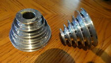 CENTRAL MACHINERY 5 SPEED DRILL PRESS 5 GROOVE CONE PULLEYS