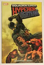 Squadron Supreme: Hyperion Vs. Nighthawk (2007, Marvel) TPB Graphic Novel