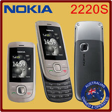 Genuine Unlocked Nokia 2220s - Black, Blue, Purple, Red - Manufacturer Direct