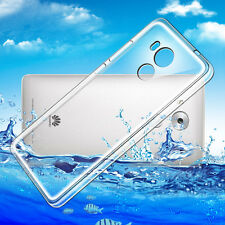 Imak Ultra-thin Slim Cover Soft TPU Clear Back Case For Huawei Series Case