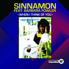 When I Think Of You - Sinnamon (CD Used Very Good)