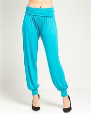 Women Harem Genie Aladdin Casual Gypsy Dance Yoga Pants Trousers Baggy Pants