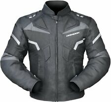New DRIRIDER CLIMATE CONTROL PRO 3 JACKET BLACK/BLACK Motorcycle