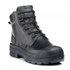 Goliath Force Safety Boots Steel Toe Caps & Midsole Metatarsal Protection D30