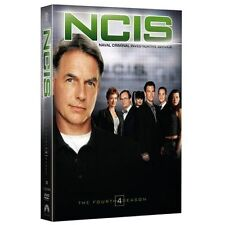 NCIS - The Complete Fourth Season (DVD, 6-Disc Set, Widescreen)