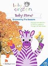 Baby Einstein: Baby Monet - Discovering The Seasons (VHS, 2005) Disney