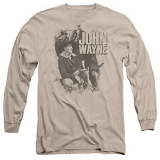 "John Wayne ""Wayne In The West"" Long Sleeve T-Shirt"