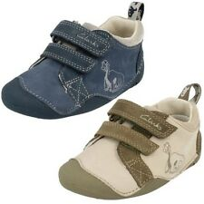 Clarks First Shoes Boys Infant Saurus Boy Casual Shoes