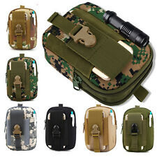 Tactical Purse Hanging Bag Waist Pack Bag Military Waist Fanny Pack Phone Pocket