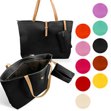 New Womens Faux Leather Fashion Messenger Handbag Lady Shoulder Bags Totes Purse