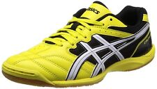 ASICS JAPAN CALCETTO WD 6 WIDE INDOOR Football Soccer Futsal Shoes TST328 Yellow