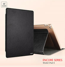 Smart Stand Magnetic Leather Case Back Cover For APPLE iPad 4 3 2 Mini Air Wake