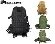 Military Tactical Large Molle 1000D Combat Patrol Pack Hiking Backpack Shoulder