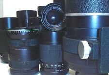 RETRO CAMERA ZOOM LENS 1960/2000 ~ click HERE to browse or order