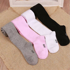 0-6Yrs Children Spring/Autumn Cotton Baby Girls Pantyhose Infant Knitted Tights