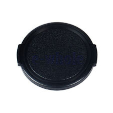 Universal Camera Lens Cap Protection Cover 55mm Durable Plastic Made TW