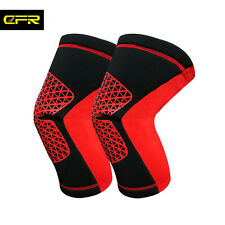 Knee Wraps Weight Lifting Bandage Straps Guard Powerlifting Pad Sleeve Gym PT