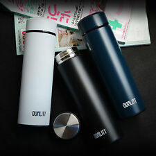 450ml Vacuum Thermos Stainless Steel Vacuum Flasks Water Bottle Travel Cup New