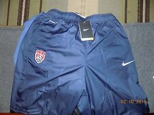 NIKE STORM FIT US WOMEN SOCCER NATIONAL TEAM TRAINING PANTS SIZE L NEW W/TAGS!!