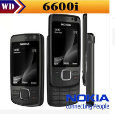 Original Nokia 6600 Slide 6600is (Unlocked) Cellular Phone 3G&GSM Free Shipping