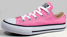 Converse CHUCK TAYLOR ALL STAR OX LOW YOUTH 3J238 'PINK' sz 10.5-2.5