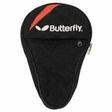 10.49   BUTTERFLY Table tennis bat case / cover with 3 ball zip pocket. FREEPOST