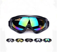 Outdoor X400 Motorcycle Airsoft Tactical Goggles Face Eye Protection Mask Tool