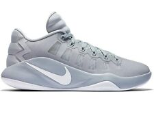 Mens NIKE HYPERDUNK 2016 LOW Grey Basketball Trainers 844363 010 UK 8.5 EUR 43