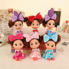 1 X New Cute Doll for Mini ddung ddgirl New Year Gift for girls 6 Colors Kids RW