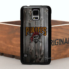 New Chic MLB Pittsburgh Pirates Baseball Cover Case For Samsung & iPhone Series