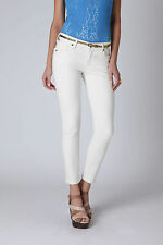 Anthropologie Citizens Of Humanity Thompson Skinny Jeans Size 31, Ivory Pants