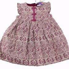 MINI CLUB Baby Girls Special Occasion Dress Sizes 3m 6m 9m 12m UK Designer NWT