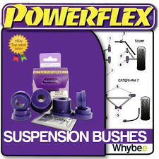Mazda MX-5 MK3 (2005-) All POWERFLEX Suspension Performance Bush Bushes & Mounts