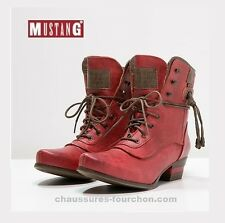 Bottines MUSTANG 1187-507-5 NEUVES