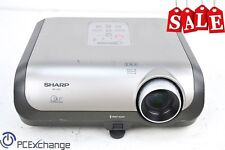 Sharp XR-20X DLP Notevision Projector 1612 Lamp Hours