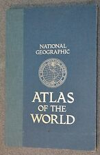 National Geograthic Atlas of the World 5th Edition 1981 PRICE REDUCED