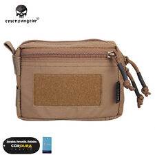 Emerson Tactical Molle Tool Pouch Plug-in Debris Waist Bag Army Combat Gear 8337