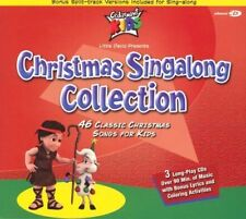 Christmas Singalong Collection by Cedarmont Kids (CD, 2005, 3 Discs, Cedarmon...