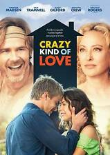 Crazy Kind of Love (DVD, 2013, WS) Virginia Madsen, Graham Rodgers   NEW
