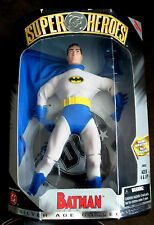 """9"""" BATMAN DC Super Heroes SILVER AGE COLLECTION Cloth Costume Target exclusive"""