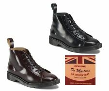 Dr Martens Les Made In England MIE Boanil Brush Leather 7 Up Monkey Doc Boots