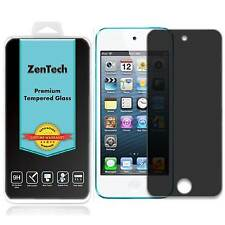2X ZenTech® Privacy Anti-Spy Tempered Glass Screen Protector - iPod Touch 6 & 5