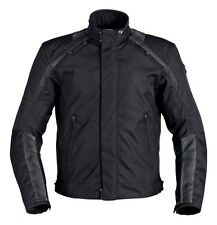 Triumph Assen Men's Textile Motorcycle Jacket Black MTPS13011