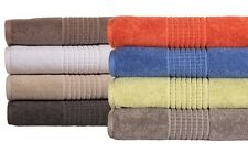 Bella Russo 600GSM 100% Cotton Mosaic Towels Available In Different Packs